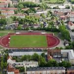 Nordhausen/ Hohekreuzsportplatz