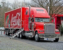Coca Cola Truck (1)