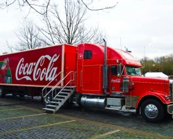 Coca Cola Truck (2)