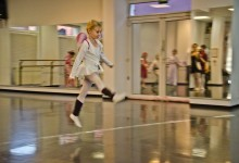 Fasching im Tanzstudio Radeva 1