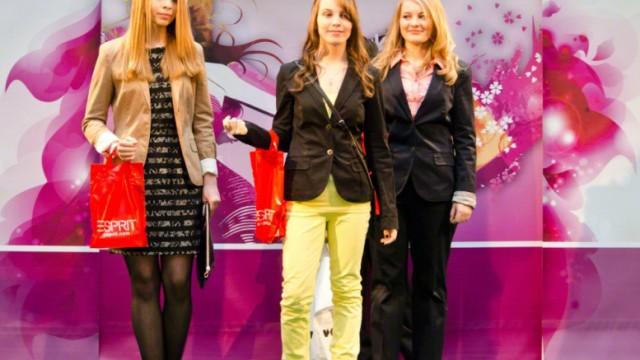 Fashionday in der Galerie