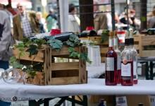 1.Weinfest auf dem Rathausplatz