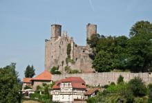 Ein Besuch auf Burg Hanstein