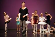 Tanzen wie Giselle