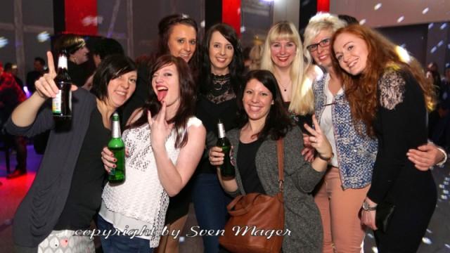 Electric Birthday Party im Klubhaus