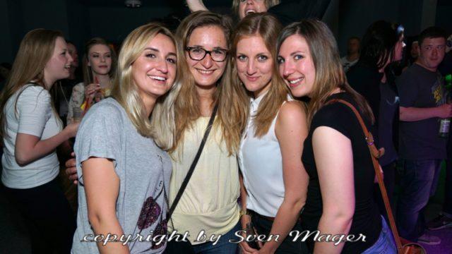 Ladys Night im Klubhaus