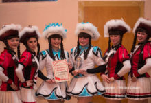 2.Nordthüringer Tanzfestival in Bleicherode - WKV siegte!
