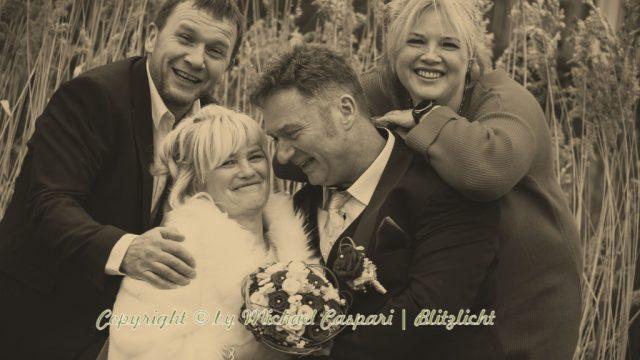 Hochzeit wie im Märchen