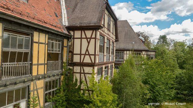 Die Sophienheilstätte in Bad Berka - ein Lost Place der besonderen Art   -  Teil 4