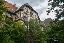 Die Sophienheilstätte in Bad Berka - ein Lost Place der besonderen Art   -  Teil 3